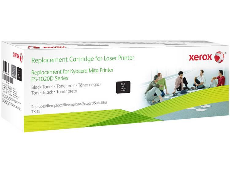 Xerox Tonercassette vervangt Kyocera TK 18 Compatibel Zwart 7200 bladzijden 003R