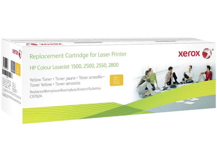 Xerox 003R99718 Tonercassette vervangt HP 121A C9702A Geel 4000 bladzijden Comp