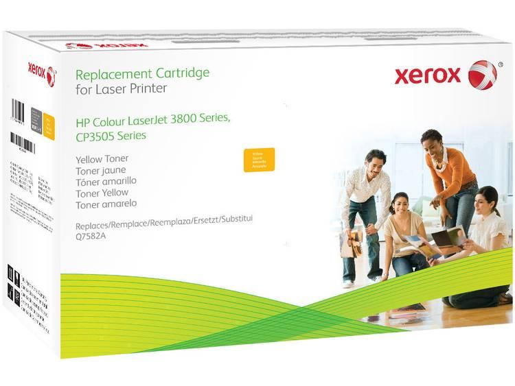 Xerox 003R99761 Tonercassette vervangt HP 503A Q7582A Geel 6000 bladzijden Comp