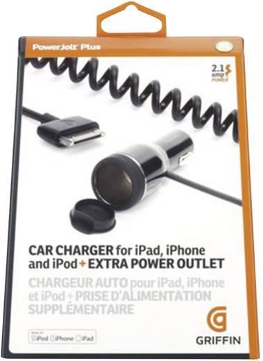 Griffin Apple - Power Jolt 12 V van Apple 30PIN Geschikt voor (details) iPad 2, iPad 3, iPod Touch (1st, 2nd, 3rd, 4th), iPod Nano (1st, 2nd, 3rd, 5th, 6th, 4th), iPhone 3G, iPhone 3GS, iPhone 4, iPhone 4S.