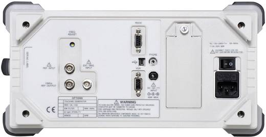 GW Instek GSP-830 3 GHz spectrumanalyzer GSP-830