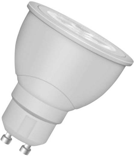 OSRAM LED GU10 Reflector 5 W = 50 W Warmwit (Ø x l) 50 mm x 58 mm Energielabel: A+ 1 stuks