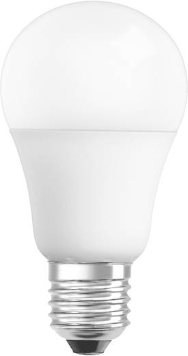 OSRAM LED E27 Peer 10 W = 60 W Warmwit (Ø x l) 60 mm x 110 mm Energielabel: A+ Dimbaar 1 stuks