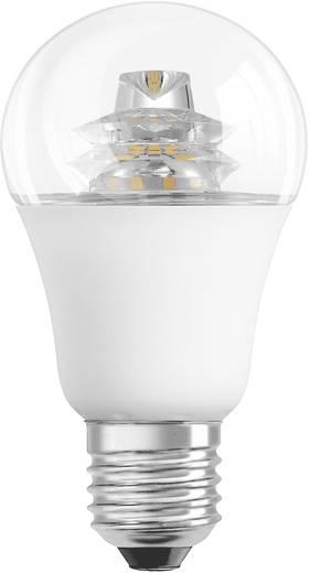 LED-lamp E27 Peer 10 W = 60 W Warmwit (Ø x l) 60 mm x 110 mm Energielabel: A+ OSRAM Dimbaar 1 stuks