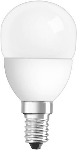 LED-lamp E14 Kogel 4 W = 25 W Warmwit (Ø x l) 44 mm x 82 mm Energielabel: A+ OSRAM Dimbaar 1 stuks