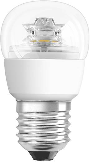 LED-lamp E27 Kogel 3.8 W = 25 W Warmwit (Ø x l) 44 mm x 77 mm Energielabel: A+ OSRAM Dimbaar 1 stuks