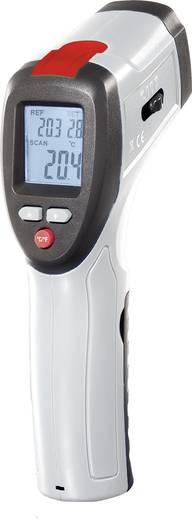Infrarood-thermometer VOLTCRAFT IRF 260-10S Optiek (thermometer) 10:1 -50 tot +260 °C Pyrometer Kalibratie: Zonder certi