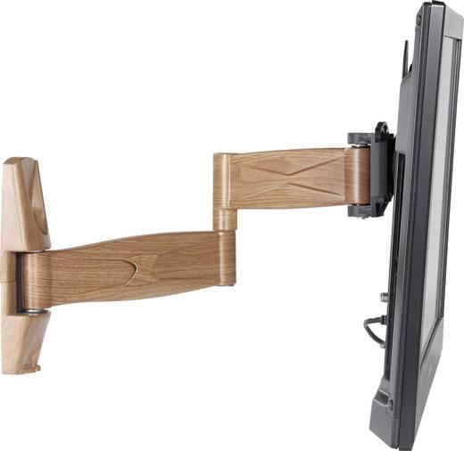 "SpeaKa Professional Eiche TV-beugel 58,4 cm (23"") - 106,7 cm (42"") Kantelbaar en zwenkbaar"