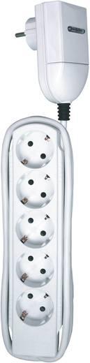 Home Easy HE892S Draadloze schakelaarset Tussenstekker 2-delig Schakelvermogen (max.) 3500 W Bereik max. (in het vrije veld) 30 m