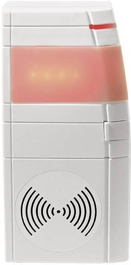 HomeMatic Draadloze deurbel met signaallamp 99060 Opbouw
