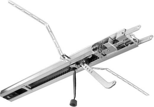 Kaiser Nienhaus aandrijfrail met tandriemtechniek