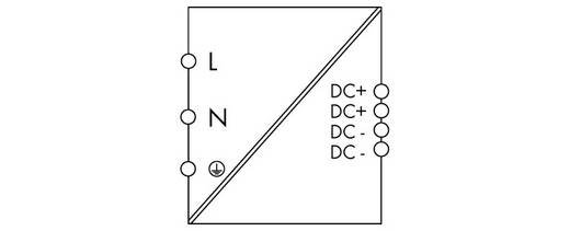 WAGO 787-602 Din-rail netvoeding 24 V/DC 1.3 A 31.2 W 1 x