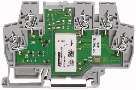 WAGO 859-353 Relaisklem 1 stuks Nominale spanning: 12 V/DC, 12 V/AC Schakelstroom (max.): 5 A 1x wisselaar