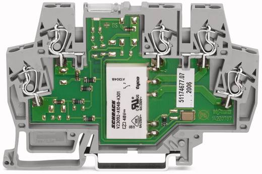 WAGO 859-356 Relaisklem 25 stuks Nominale spanning: 60 V/DC, 60 V/AC Schakelstroom (max.): 5 A 1x wisselaar