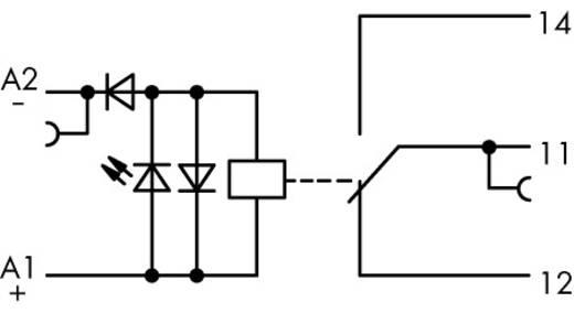 WAGO 859-391 Relaisklem 1 stuks Nominale spanning: 110 V/DC Schakelstroom (max.): 3 A 1x wisselaar