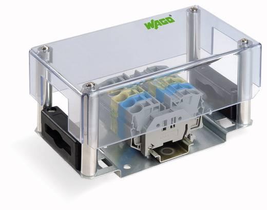 WAGO Aansluitmodule Ronde kabel - Lintkabel Transparant 1 stuks