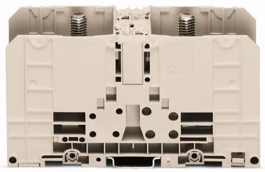 Hoogstroomklemmen 55 mm Boutaansluiting Grijs WAGO 400-490/490-004 1 stuks