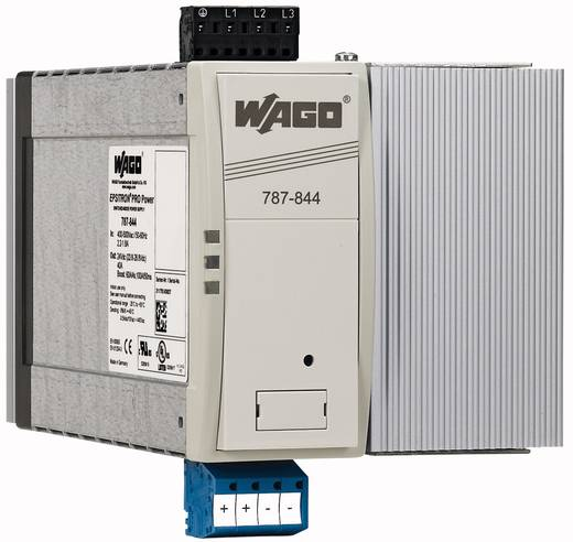 WAGO 787-844/000-002 Din-rail netvoeding 24 V/DC 40 A 960 W