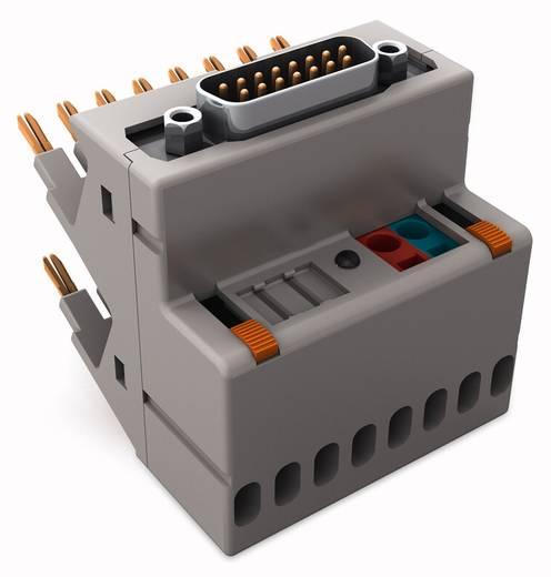 WAGO 857-986 JUMPFLEX® adapter met Sub-Min D-connector invoer 1 stuks