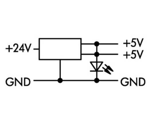 WAGO 859-801 DC/DC converter 1 stuks 10 - 30 V/DC