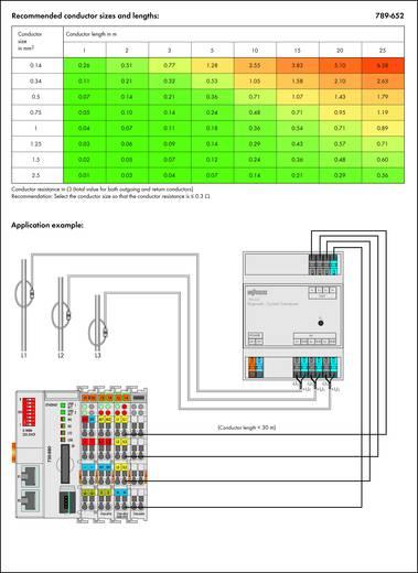 WAGO 789-652 Werkingschakeling 1 stuks 16.8 - 32 V/DC IP20