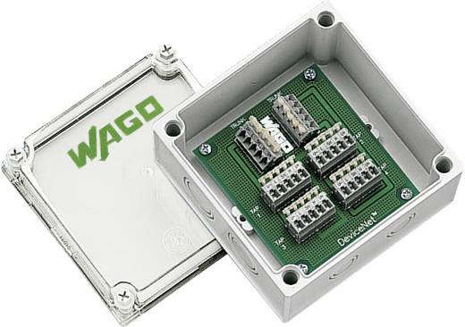WAGO 810-900/002-000 810-900/002-000 Kabelkoppeling 1 stuks