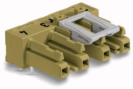 WAGO 770-864/011-000 Netstekker Bus, inbouw horizontaal Totaal aantal polen: 4 25 A Lichtgroen 50 stuks