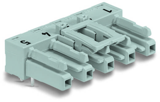 WAGO 770-865/011-000 Netstekker Bus, inbouw horizontaal Totaal aantal polen: 5 25 A Lichtgroen 50 stuks