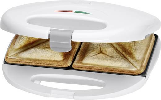 Clatronic ST 3477 Tosti-apparaat Wit