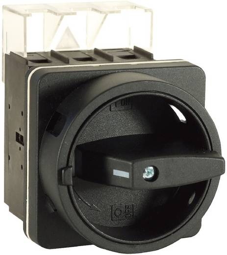 Lastscheidingsschakelaar 125 A 1 x 90 ° Zwart Sälzer H412-41300-033M1 1 stuks