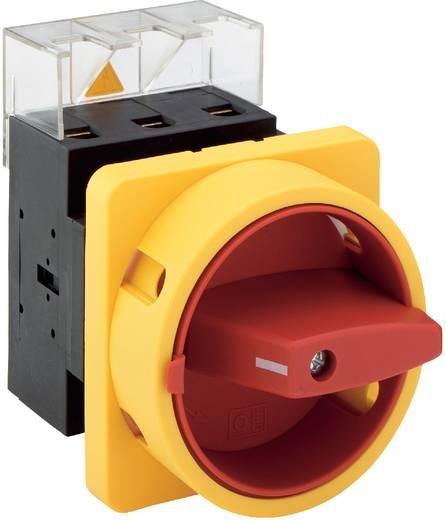 Lastscheidingsschakelaar 125 A 1 x 90 ° Geel, Rood Sälzer H412-41300-033M4 1 stuks