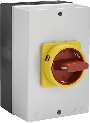 Lastscheidingsschakelaar 63 A 1 x 90 ° Geel, Rood Sälzer B263-41300-710M4 1 stuks