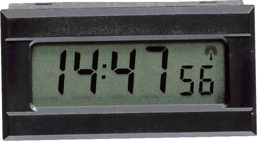 Zendergestuurd Uurwerk met display EuroTime 51900