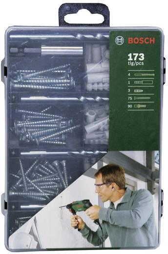 Bosch 173-delige Bevestigingsset.