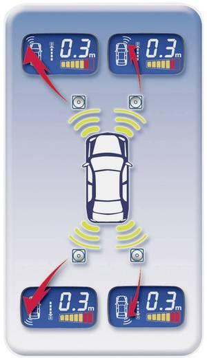 Valeo Kabelgebonden parkeersensoren Achterkant, Voorkant akoestisch, optisch BEEP & PARK 5