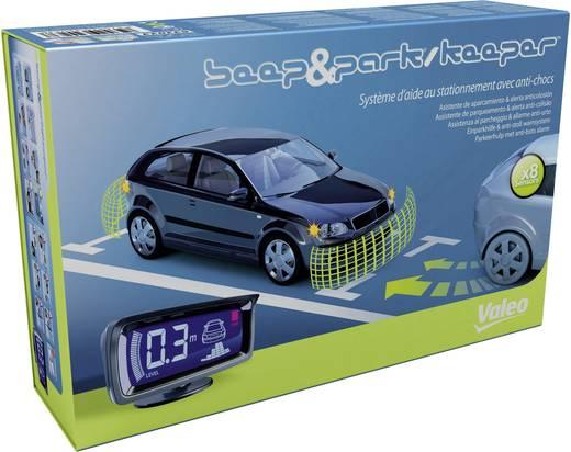 Valeo Kabelgebonden parkeersensoren Achterkant, Voorkant akoestisch, optisch Beep & Park keeper