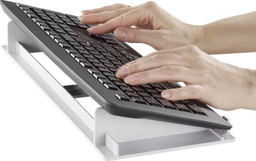 Toetsenbordblad KEHI Tastaturständer Grijs