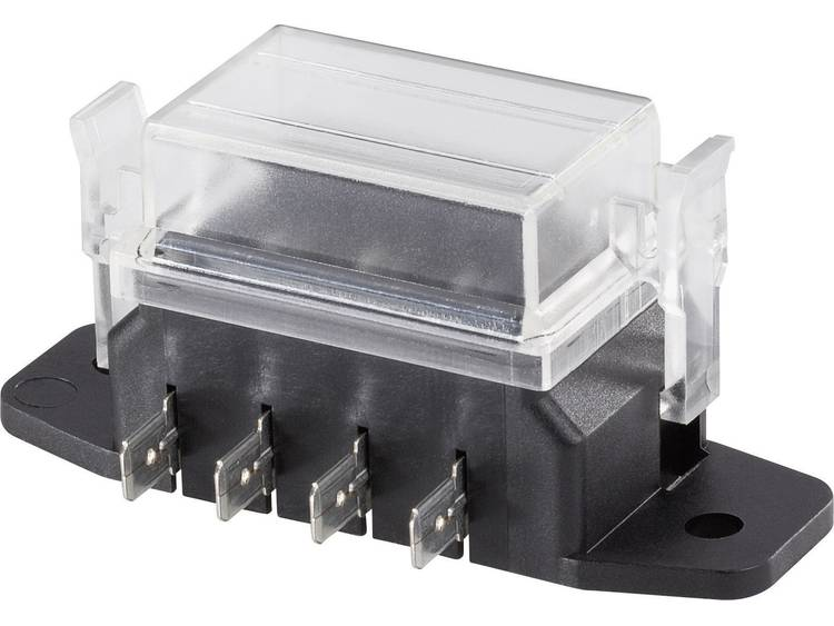 SD 4S Steekzekeringhouder (auto) Platte zekering standaard Aantal polen 4 30 A 1 stuks