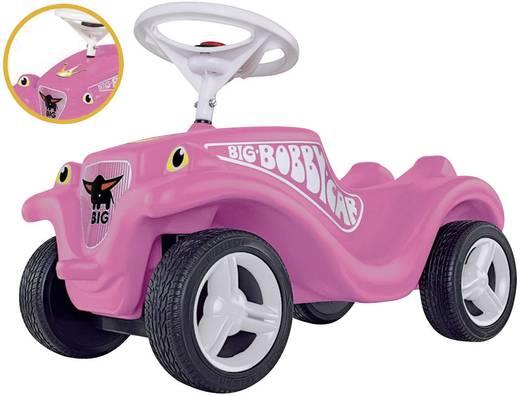 BIG Bobby Car Prinses met Whisper roze / wit