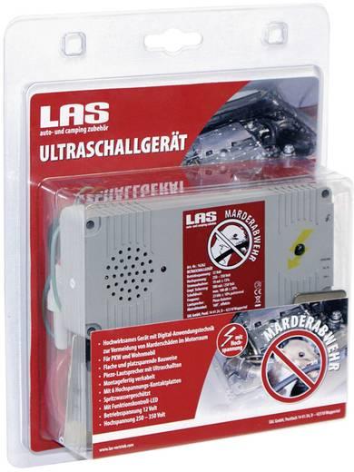 Marterverschrikker LAS Repousse-martres à haute tension Met flitslicht, Met hoogspanningsplaatjes 12 V 1 stuks
