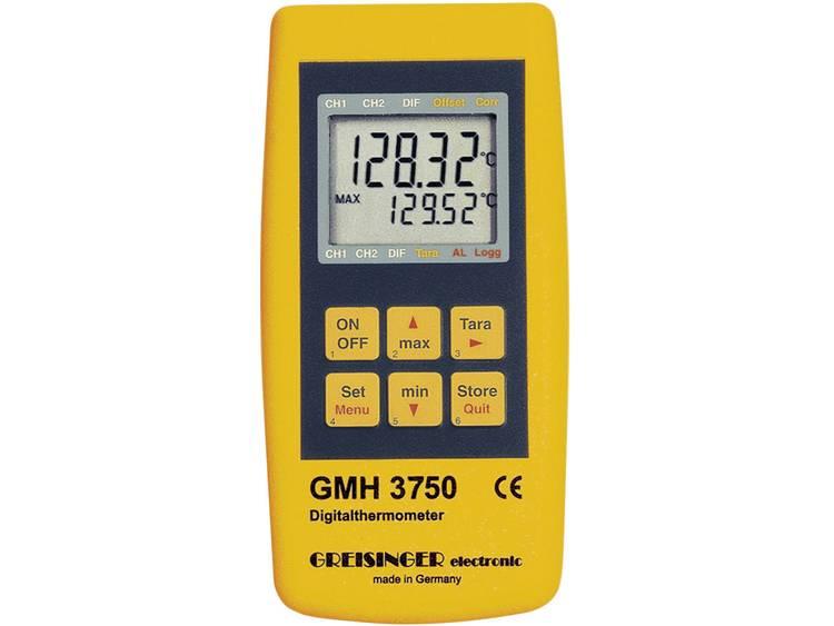 Greisinger GMH 3750 GE Temperatuurmeter  199.99 tot +850 °C Sensortype Pt100