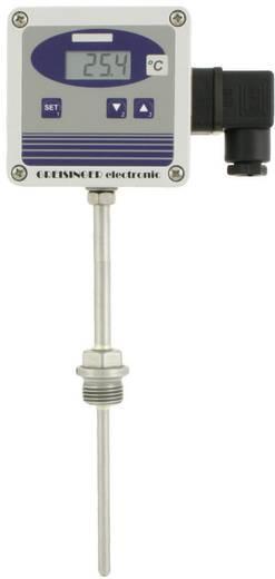 Greisinger GTMU-MP, Ausführung 2 Temperatuur-meetomvormer -50 tot +400 °C Sensortype Pt1000 Kalibratie: Zonder certific