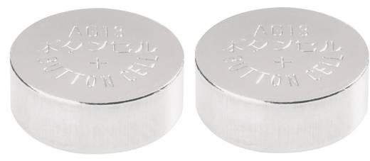 Conrad energy AG13 Knoopcel Alkaline (Alkali-mangaan) 145 mAh 1.5 V 2 stuks