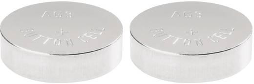 Camelion AG3 Knoopcel Alkaline (Alkali-mangaan) 41 mAh 1.5 V 2 stuks