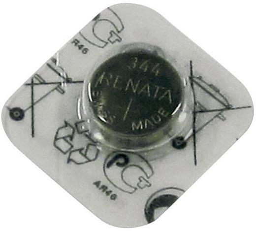 344 Knoopcel Zilveroxide 1.55 V 105 mAh Renata 1 stuks