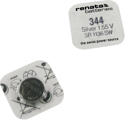 Renata SR42 Knoopcel Zilveroxide 105 mAh 1.55 V 1 stuks