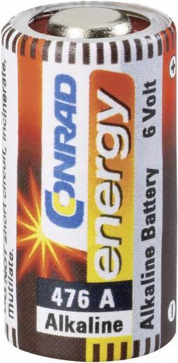 Conrad energy 476 A Speciale batterij 476 A Alkaline (Alkali-mangaan) 6 V 145 mAh 1 stuks