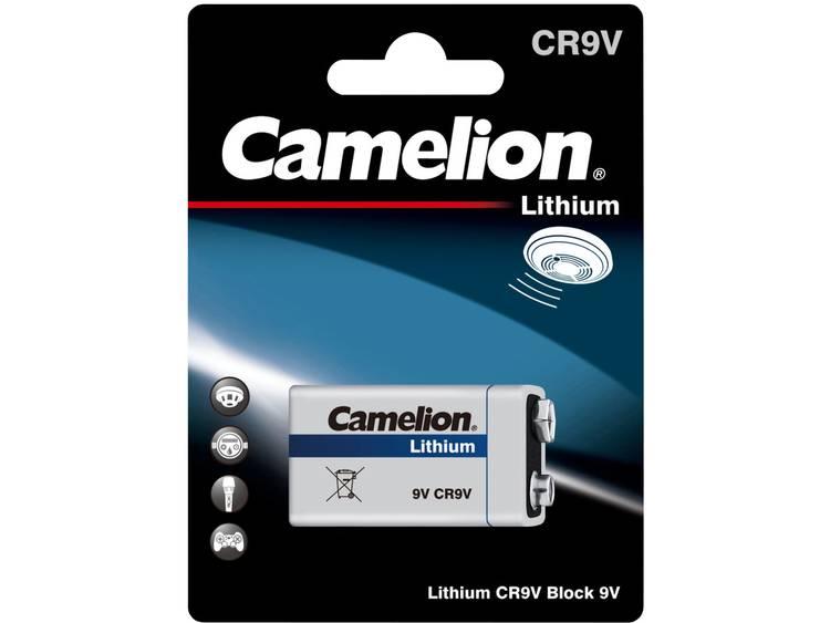Camelion 6LR61 9 V batterij (blok) Lithium 1200 mAh 9 V 1 stuks