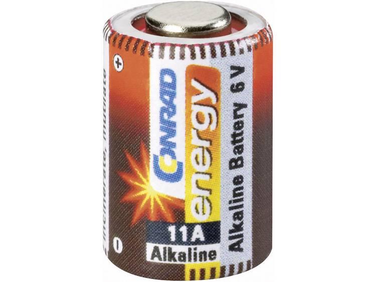 Conrad energy 11 A Speciale batterij 11A Alkaline 6 V 57 mAh 1 stuk(s)