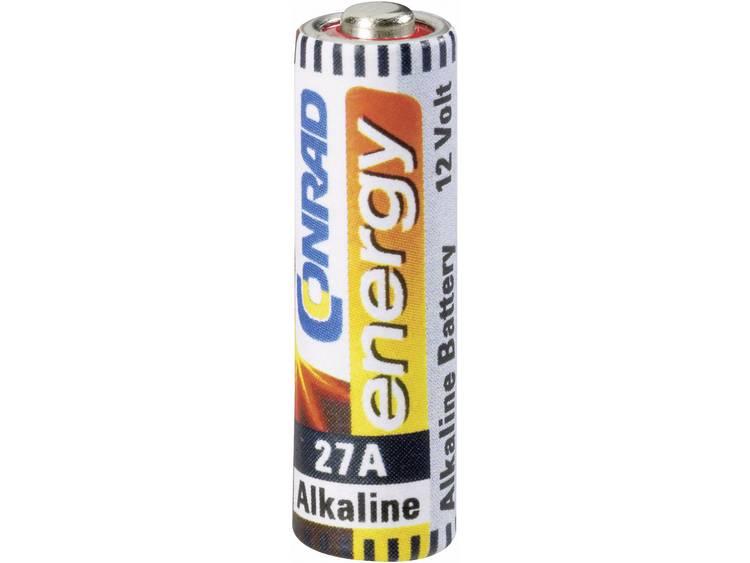 Conrad energy 27A Speciale batterij 27A Alkaline 12 V 20 mAh 1 stuk(s)
